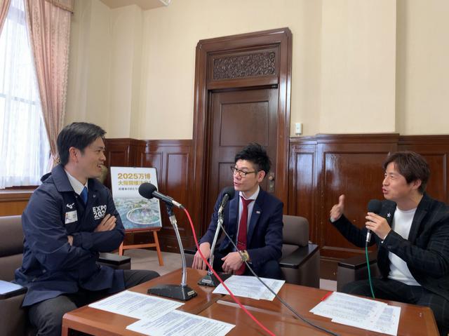 画像: 今週のミライ・リーダーは大阪府知事・吉村洋文さん。