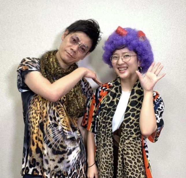 画像: ★谷さん&エリーナ秘書はこちらの衣装で出演中です!
