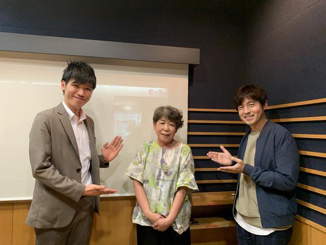 画像: パートナーズ・カフェのゲストは有限会社菜の花 代表取締役・岡崎和佳子さん。