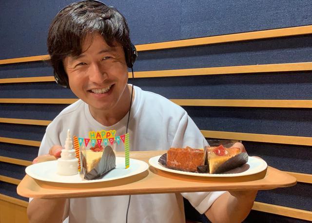 画像: ★Happy Birthday、U.K.さん!