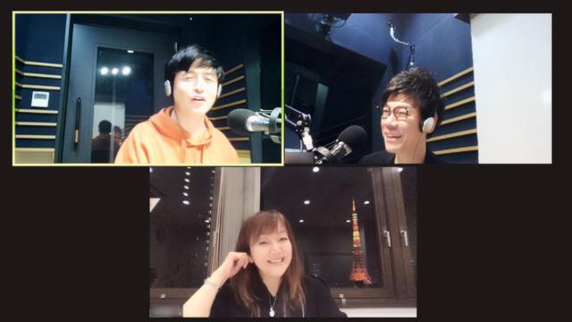 画像2: 今週のミライ・リーダーのゲストは歌手・岩崎宏美さん。