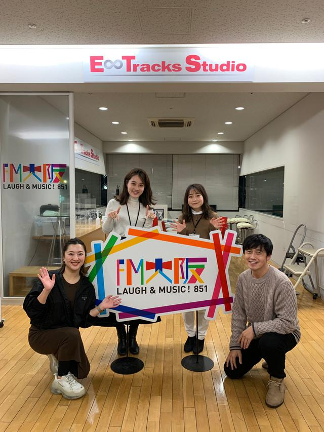 画像: OSAKA NOW & FUTUREのゲストは府民文化部消費生活センター 今市佳奈江さん・勝田結衣さん。