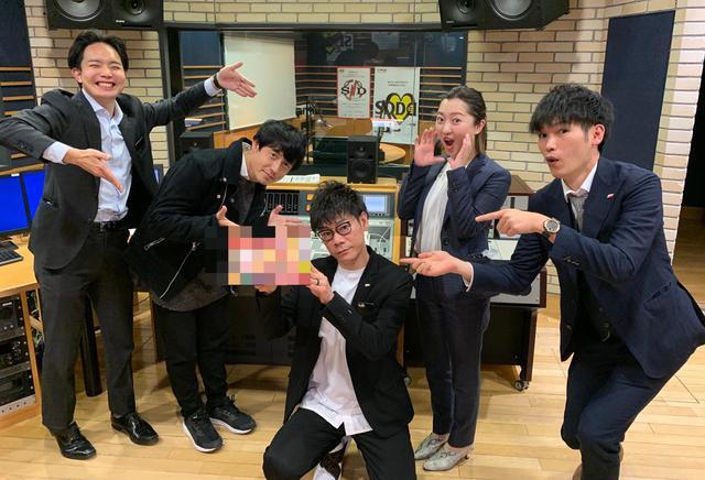 画像: ★FM大阪チームが谷さんにプレゼントしたものは…来月のミライbridgeを聴けば答えが分かる…!?