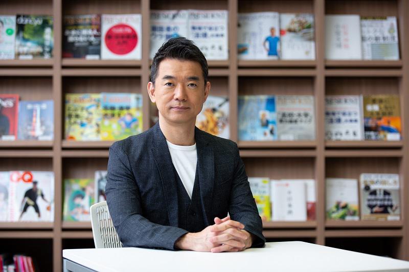 画像: 橋下徹オフィシャルサイト