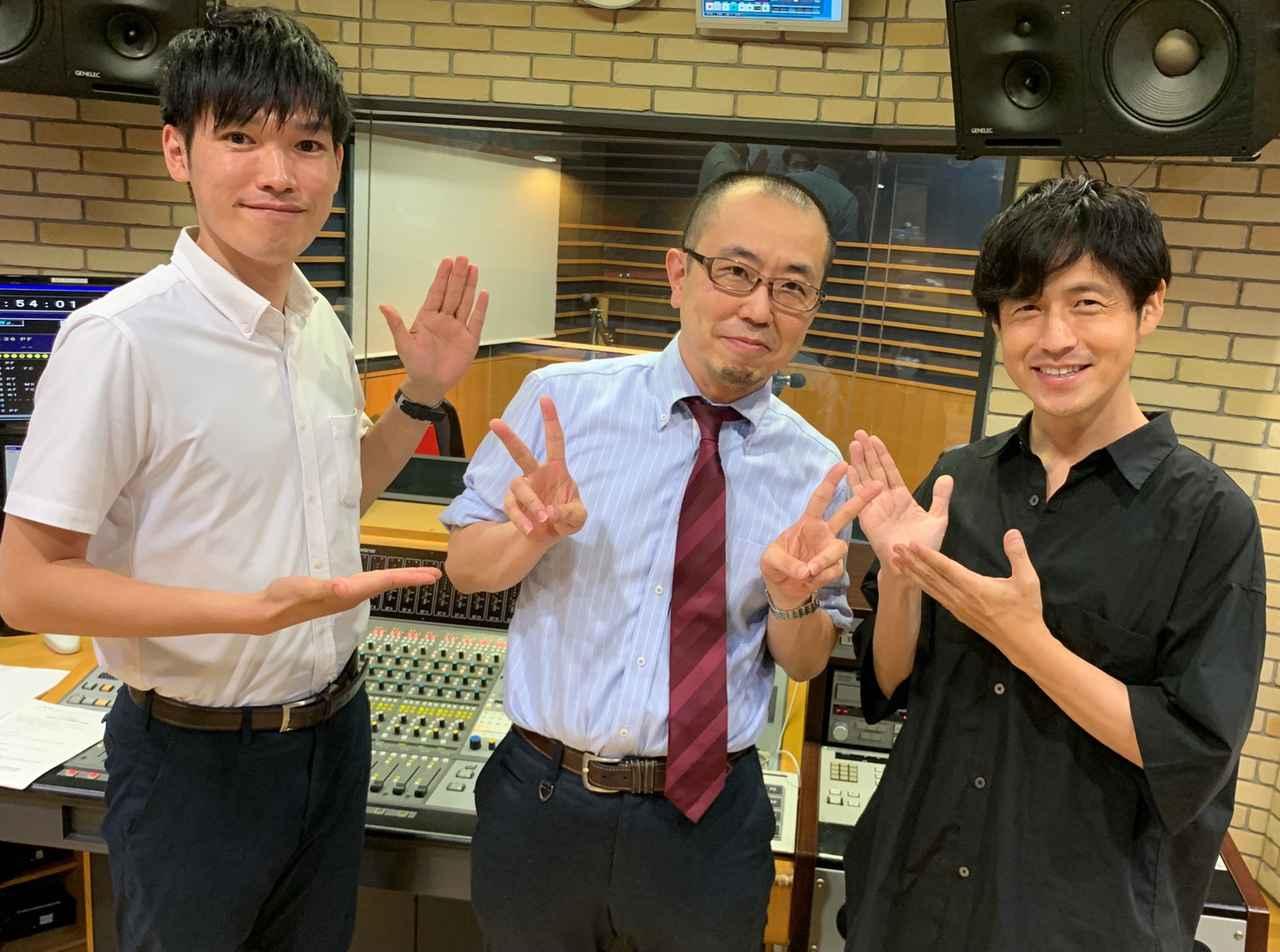 画像: パートナーズ・カフェのゲストは一般社団法人キャリアラボ・松田剛典さん。