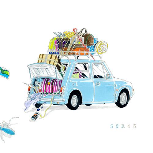画像: ゴー・トゥー・アール・フォーティーファイブ【CD】 | 花*花 | UNIVERSAL MUSIC STORE