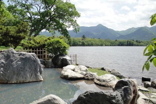 画像1: 屈斜路湖畔「コタンの湯」