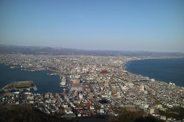 画像: 函館山からの眺め