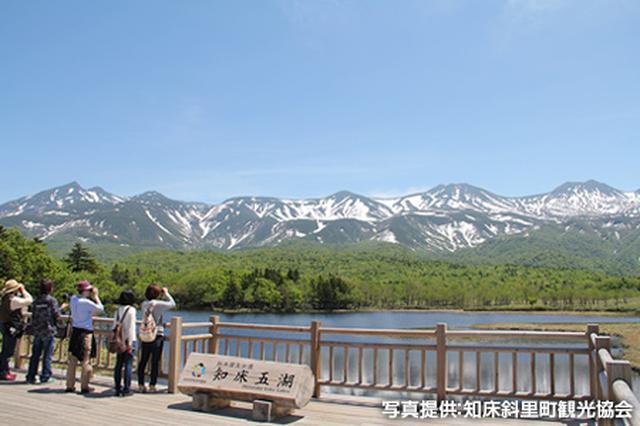 画像1: 「知床国立公園」で世界遺産の魅力、大自然を体感する