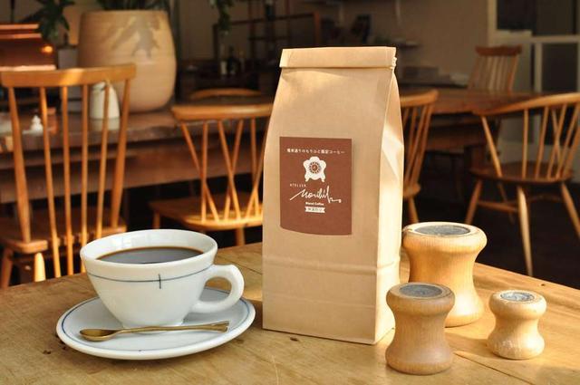 画像: コーヒー豆はプレゼントやお土産にもぴったり