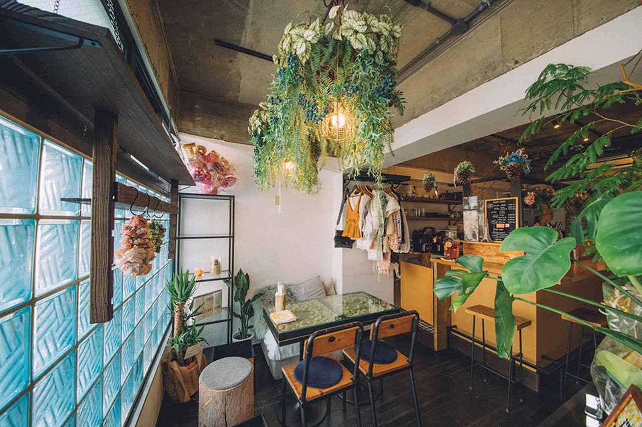 画像4: JTRRD cafe(ジェイティードカフェ): おしゃれなスムージーが大阪で話題。美容にもおすすめのカフェ