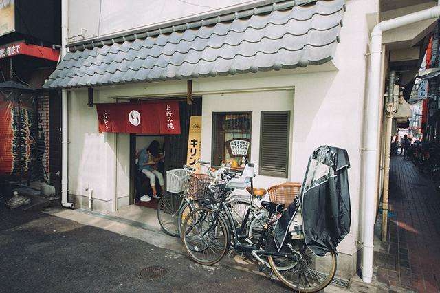 画像2: おかる:「お好み焼き」を本場・大阪で。遊び心溢れるマヨネーズアートは必見