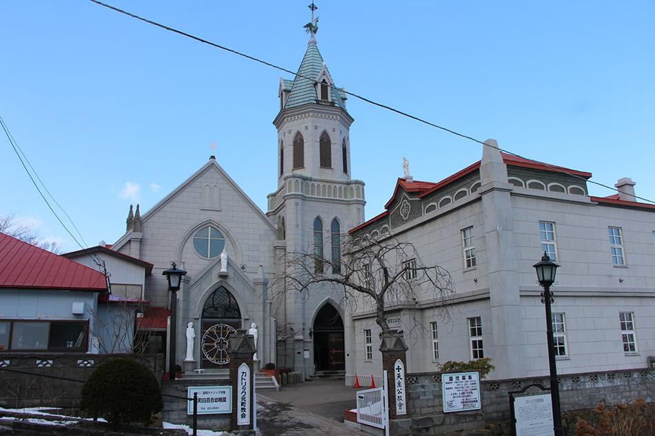 画像: カトリック元町教会