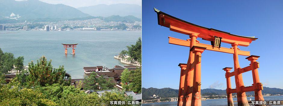 画像2: 1400年の歴史を持つ 美しき祈りの地 世界遺産・嚴島神社