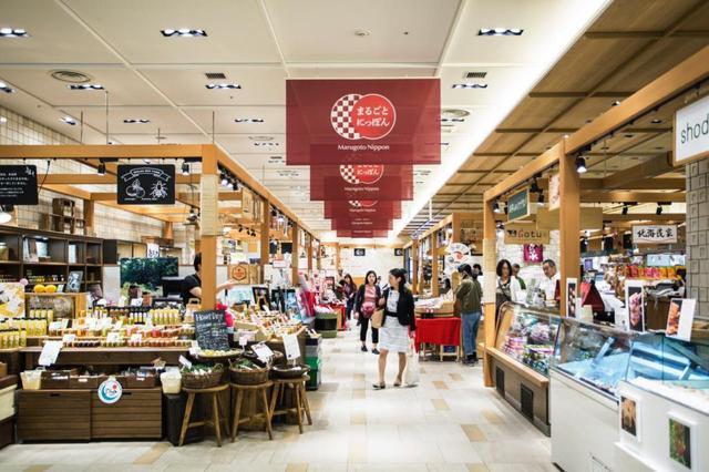 画像: 日本全国の希少な名産品や工芸品などが大集合
