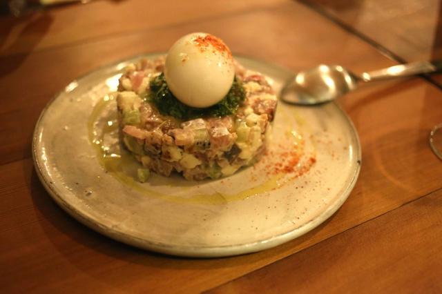 画像: 熊本の地元食材をふんだんに使用した、創作料理