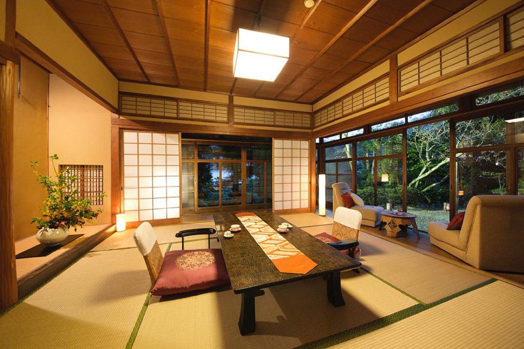 画像2: 南天苑:辰野が手掛けた幻の和風建築は、泊まれる文化遺産