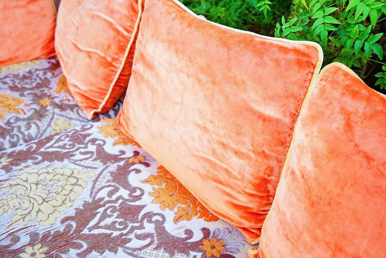画像: モロッカン装飾の家具・インテリア