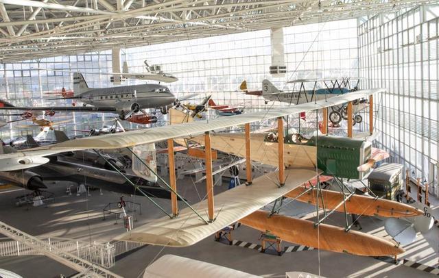 画像: シアトル航空博物館 ©The Museum of Flight