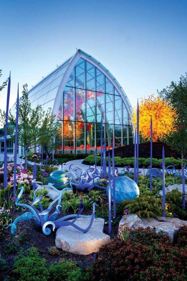 画像: © Chihuly Garden and Glass