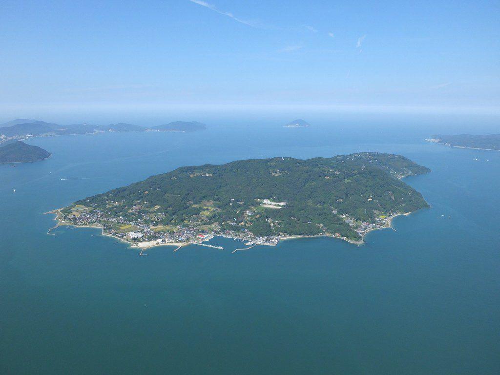 画像: 能古島