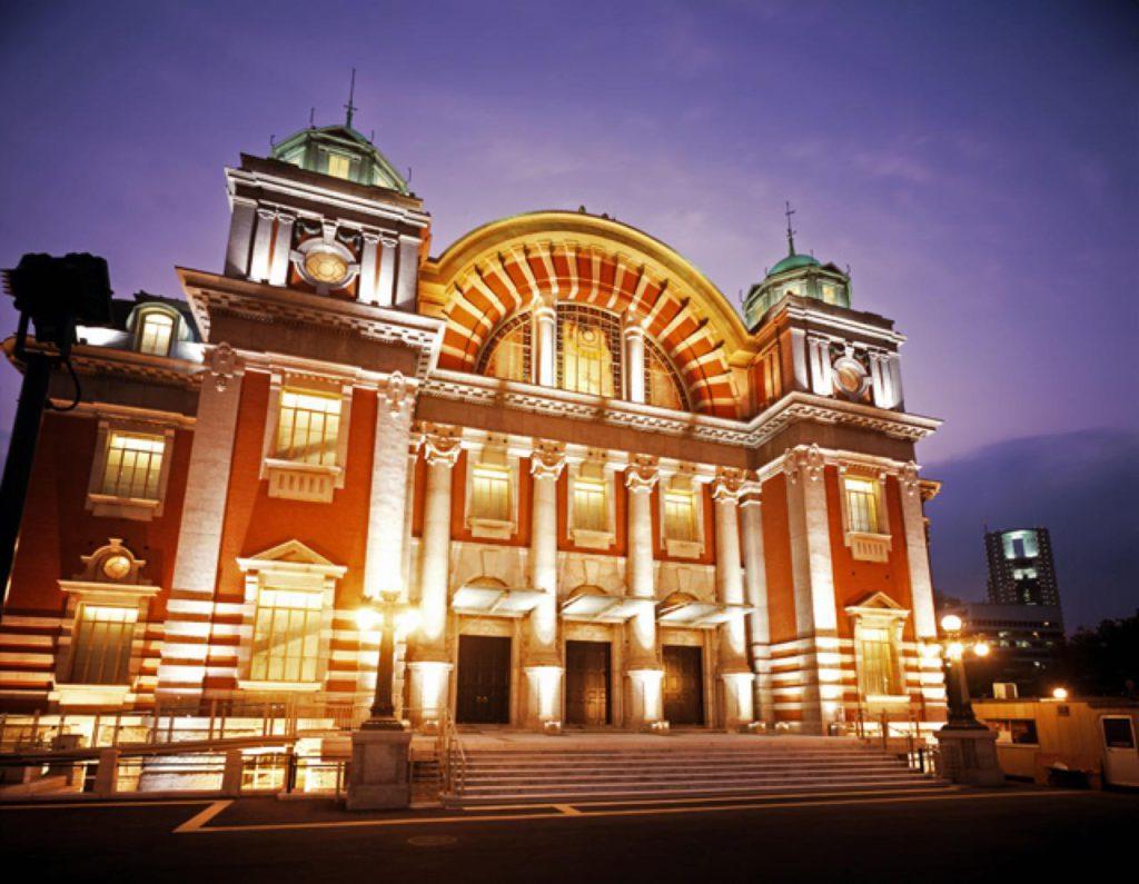 画像1: 大阪市中央公会堂:アインシュタインも講演を行った大阪の文化発信地