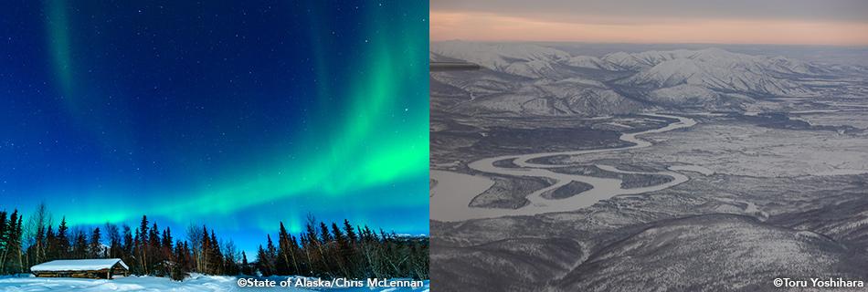 画像: 北極圏の小さな村、ベテルスへ。