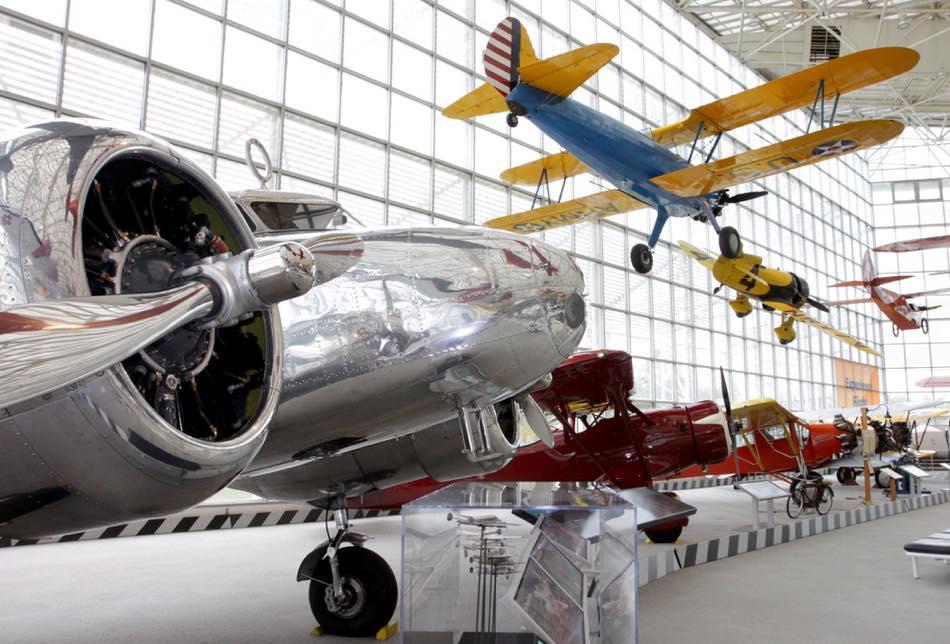 画像: レアな飛行機コレクション ©The Museum of Flight