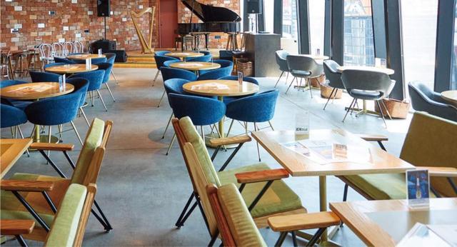 画像1: 【銀座駅】銀座の街を眺めながら二ツ星シェフ監修の美食を ハンズ エキスポ カフェ
