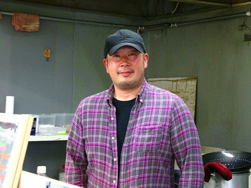 画像: 「3年前に来たんですよ」と羽山さん。敢えてすぐに店舗を構えず、人脈を広めるとともに、リサーチをしていたのだとか。