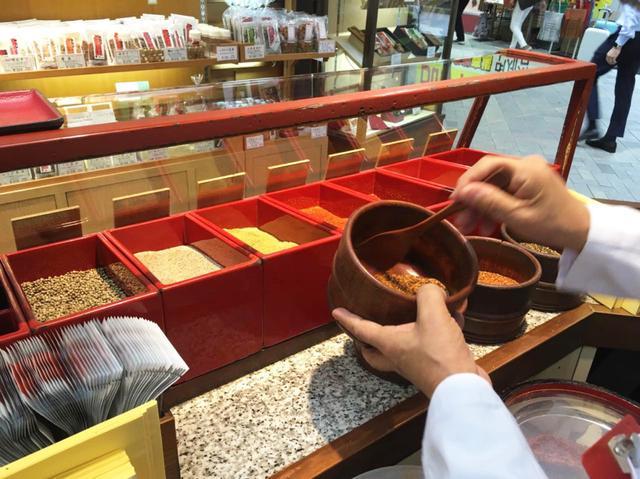 画像2: 好みで調合もOK。日本三大七味の凄みに触れる