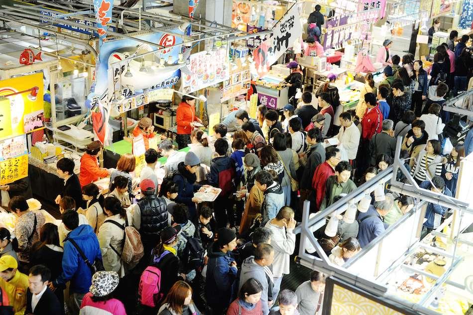 画像1: 唐戸市場