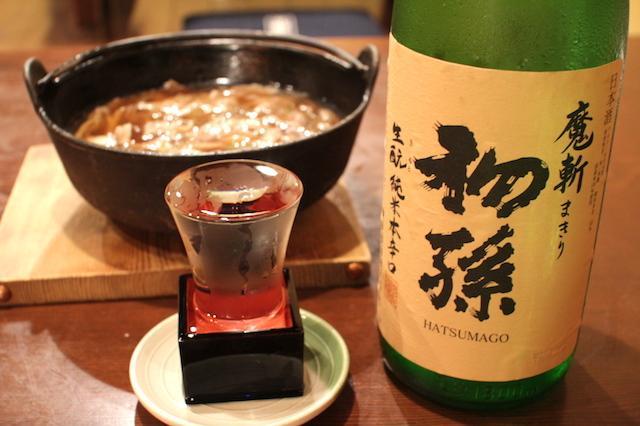 画像: 酒田市の東北銘醸がつくる「初孫・魔斬」