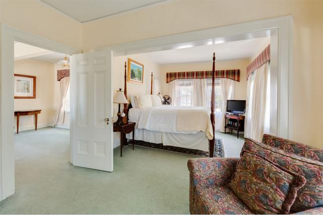 画像: 「The Grand Suite」の室内 Photo:Catalina Island Company