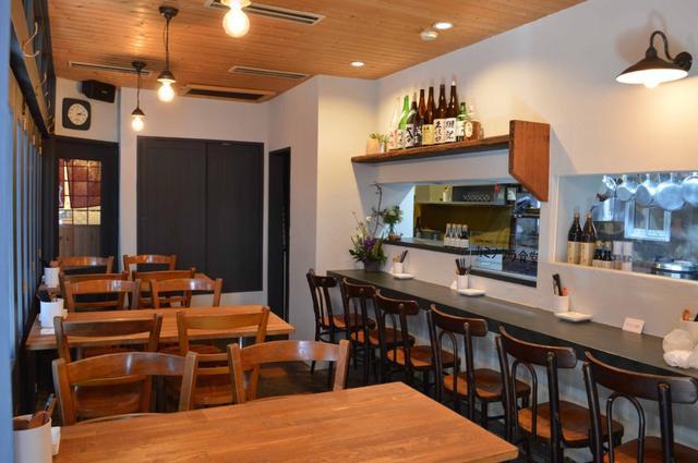 画像: JAPANESE BAR カミノウラ食堂