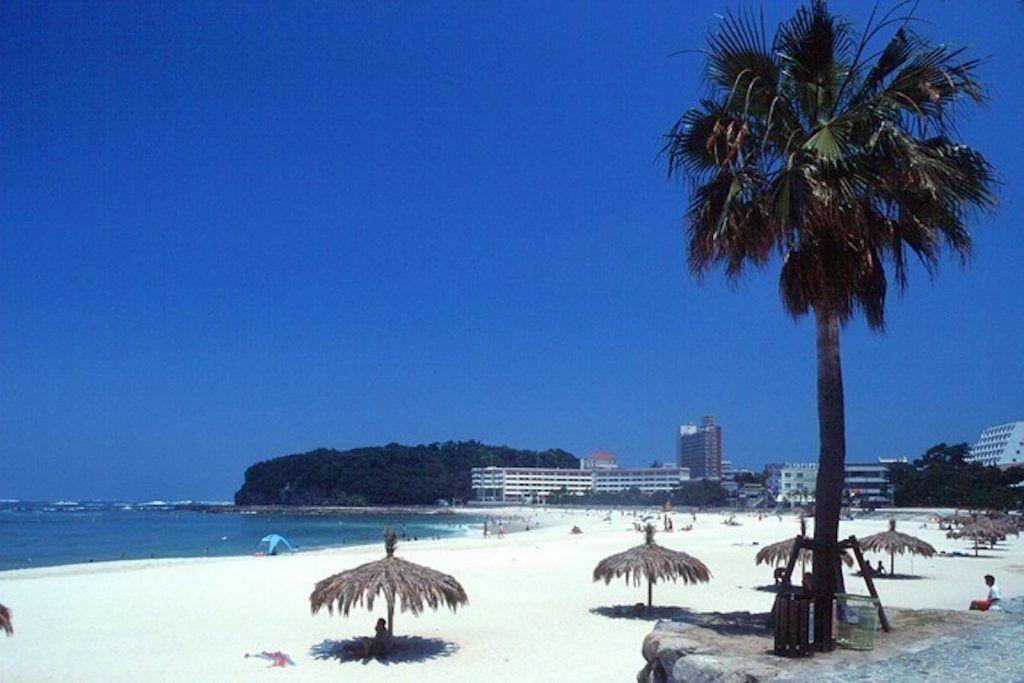 画像: 白良浜