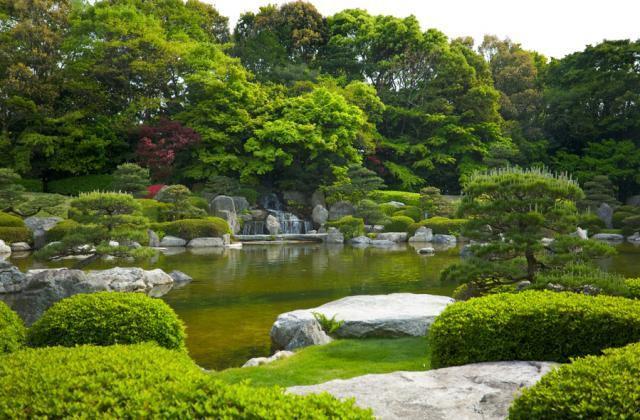 画像1: 大濠公園日本庭園