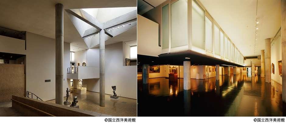 画像: 国立西洋美術館は東京初の世界文化遺産。その特徴を知る