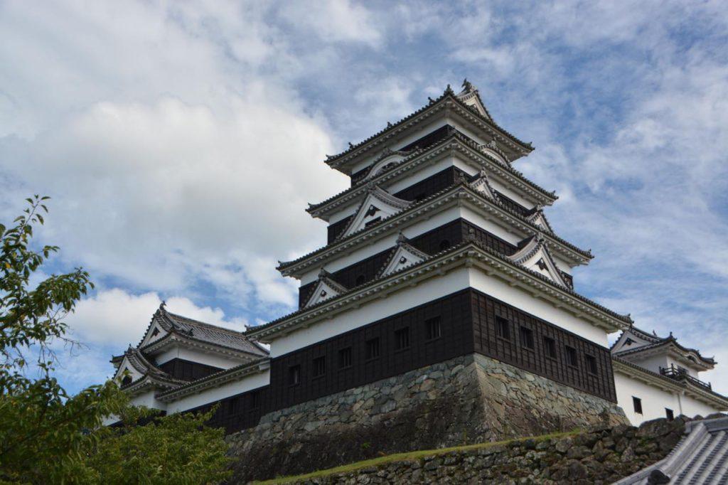 画像: 戦後復元の木造天守として19.15mという高さは日本一なのだそう