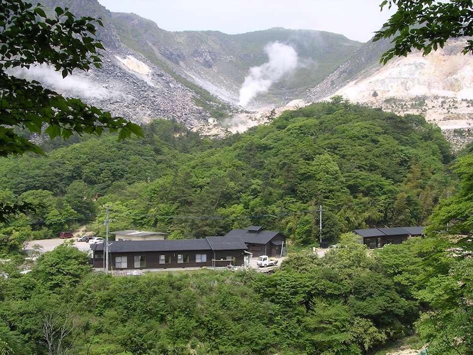 画像: 塚原温泉 火口乃泉