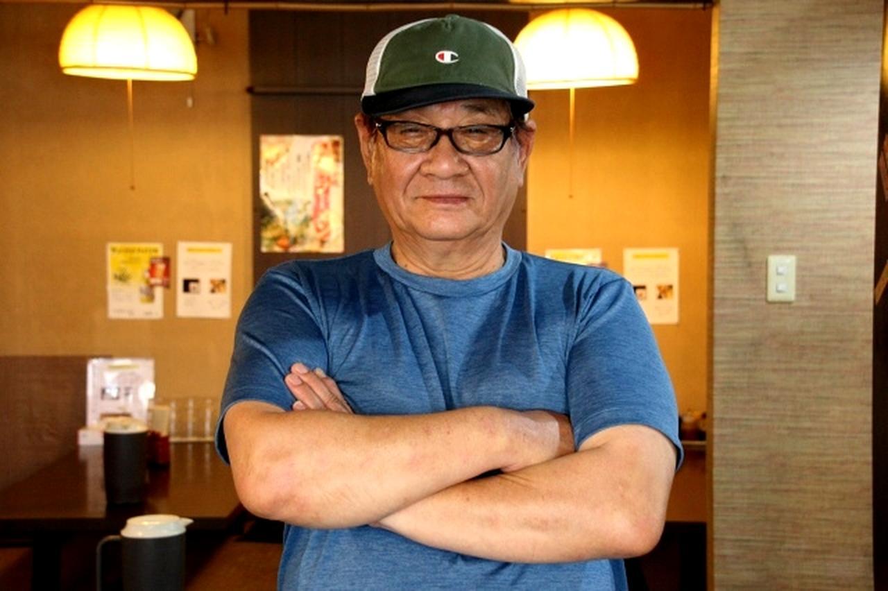 画像: ご主人の吉田巧さん。写真では強面だが、実際はとても優しい。「常に前進」から屋号を「ぜん」にしたそう