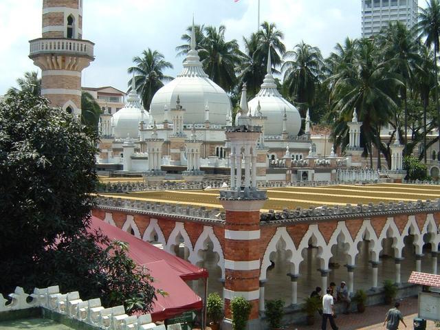 画像: Masjid Jame(マスメッド・ジャメ