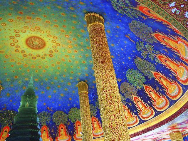 画像: Wat Paknam(ワットパクナム)