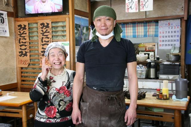 画像: 「名古屋で一番」と市から表彰を受けたほどの3代めの腕を、4代目もしっかりと継承なさっています。