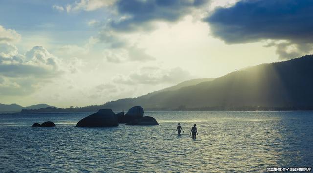 画像: 豊かな自然環境が守られた美しき島