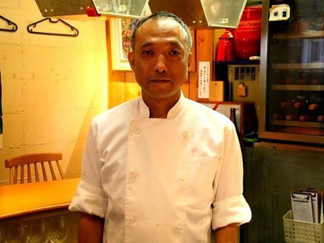 画像: 店主の下川泉巳さんは、大阪や帯広のホテル出身で、「北の屋台」2期めで約3年半、店舗を持ち、こちらへ移転しました。