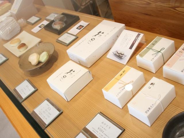 画像: 最中などさまざまな和菓子があります。そのなかでの人気のひとつが、「どら焼き」。
