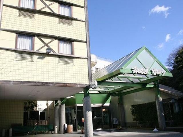 画像: 昭和55年創業。もともとはマグロ船のドッグハウス。現在は純粋なホテルとして、ビジネス客やお遍路さん、観光客に人気です。