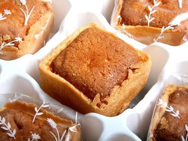 画像: 「こけももタルトケーキ」は、一口サイズのタルトなので、食べやすいのもポイント高し。