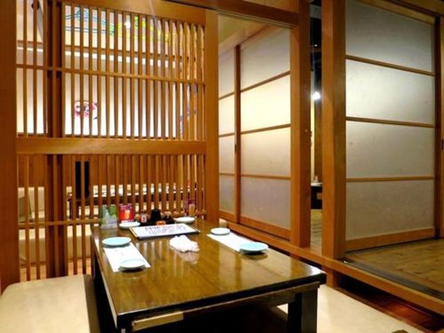 画像: ちなみに2階はお座敷になっていて、夜は1階2階とも、居酒屋さんのように使えます。
